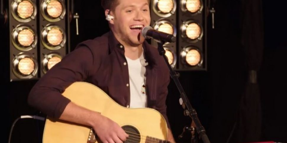 Niall Horan Surprises Fans For Children In Need