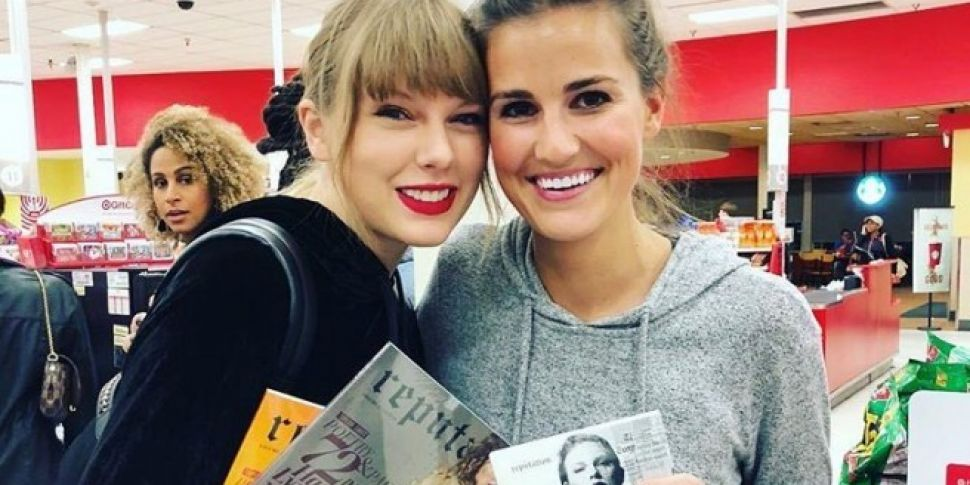 Taylor Swift Surprised Fans Buying Her Album