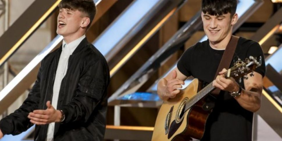 Seàn & Conor Price Sell Out Vicar Street In 15 Minutes