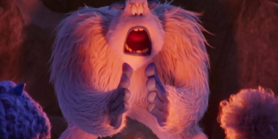 The First Trailer For Smallfoot Has Been Released