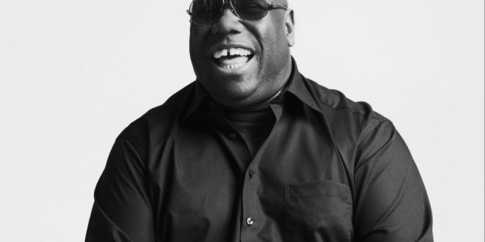 Carl Cox To Play Ireland In 2018
