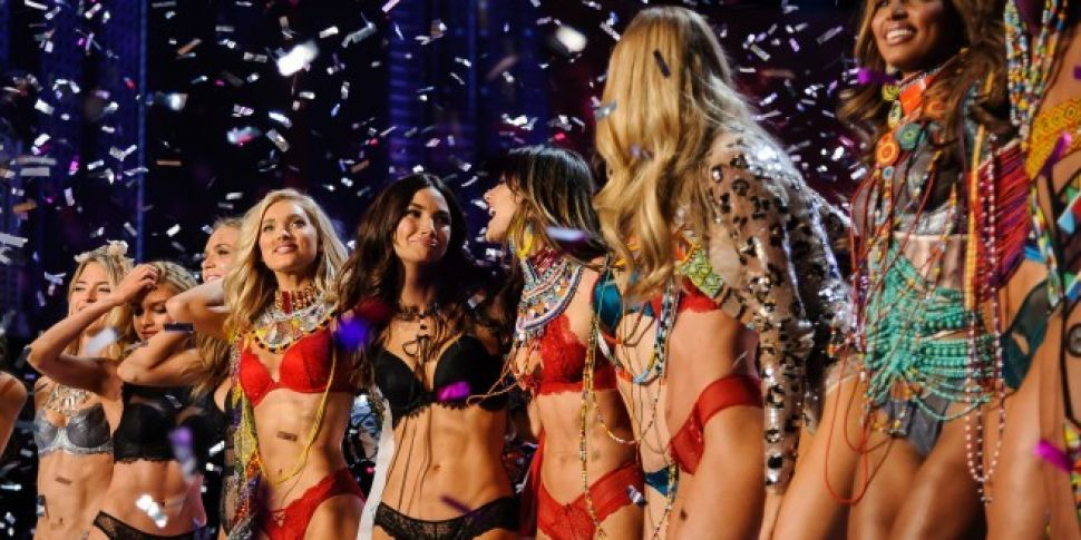 All The Photos From The Victoria's Secret Fashion Show