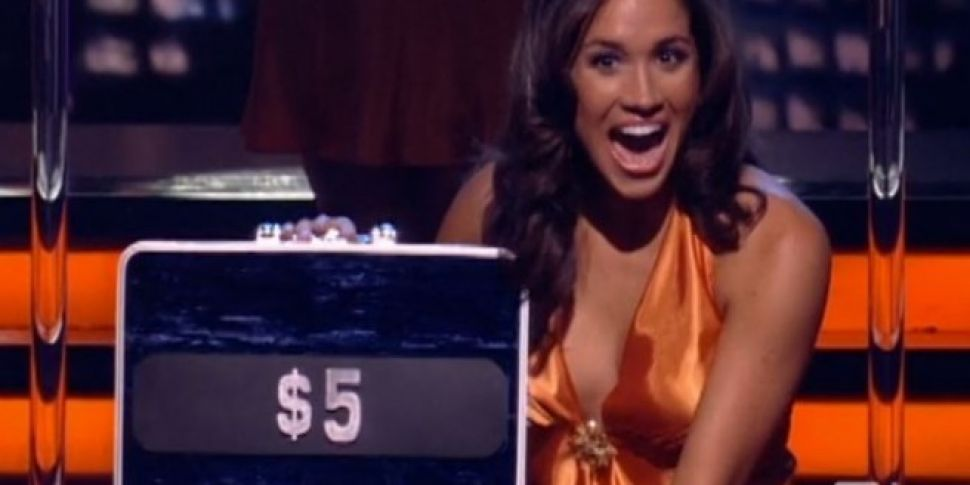 A Video Of Meghan Markle On Deal Or No Deal Has Gone Viral