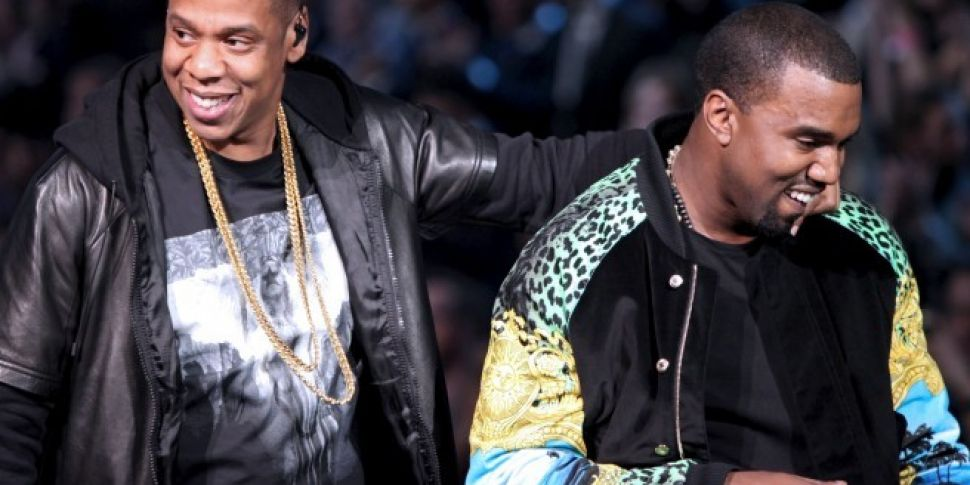 Looks Like The Kanye West And Jay Z Drama Is Over