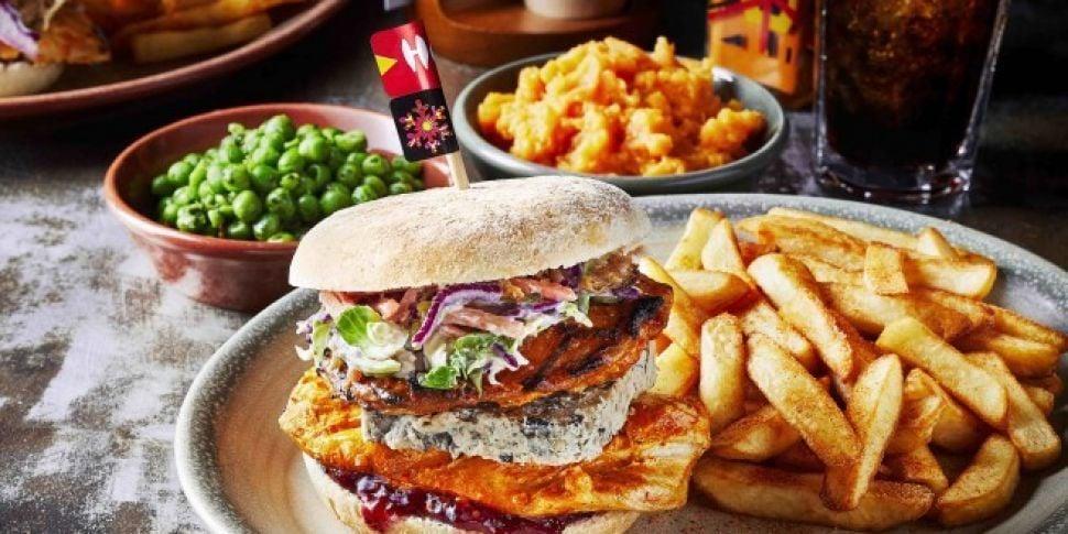 Nando's Launching New Christmas Burger Tomorrow