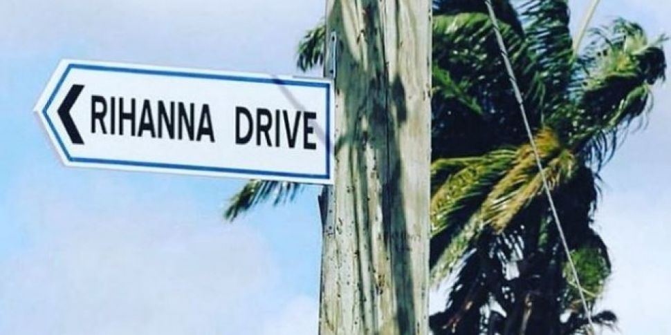 Barbados Have Named A Street After Rihanna