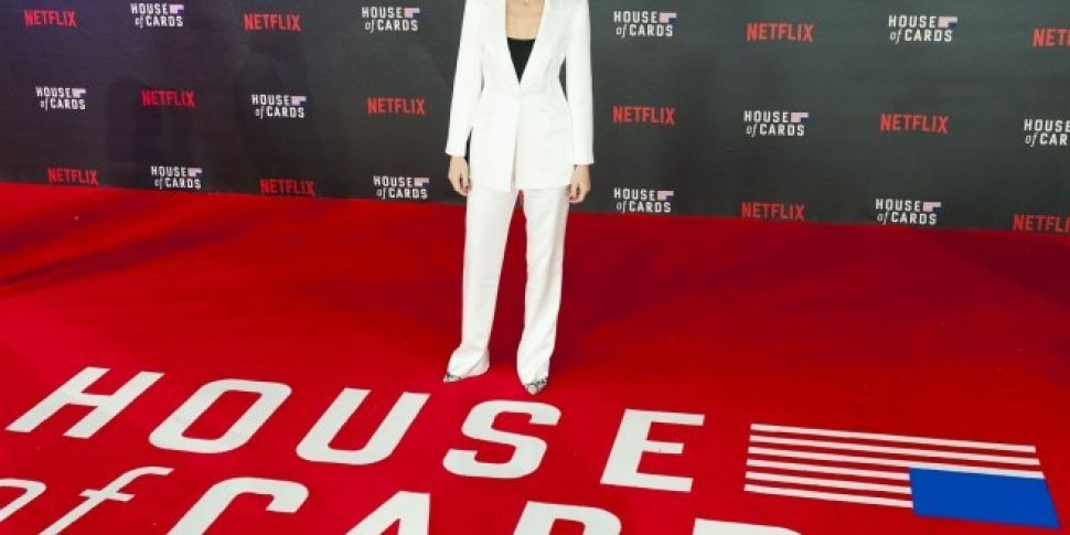 Robin Wright To Take Lead Role In House Of Cards