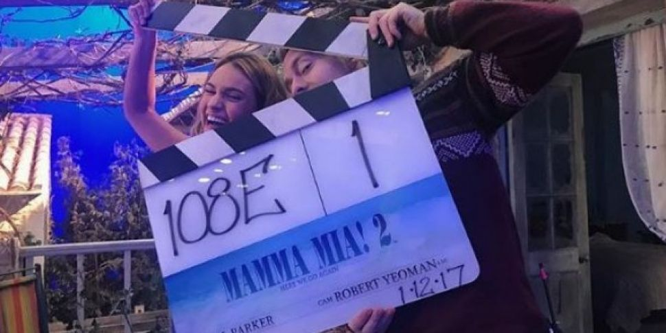 Filming Has Finished On Mamma Mia 2