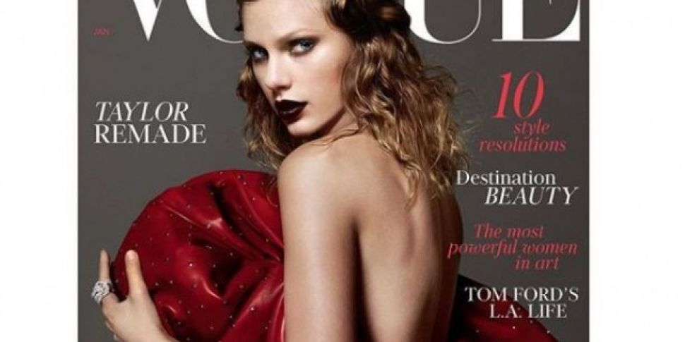 Here's The Poem Taylor Swift Wrote For Vogue