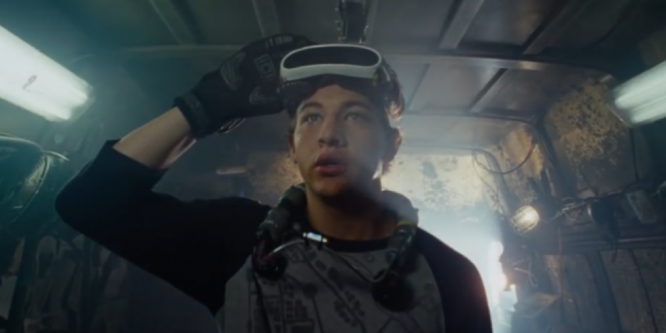 The First Look At Spielberg's 'Ready Player One'