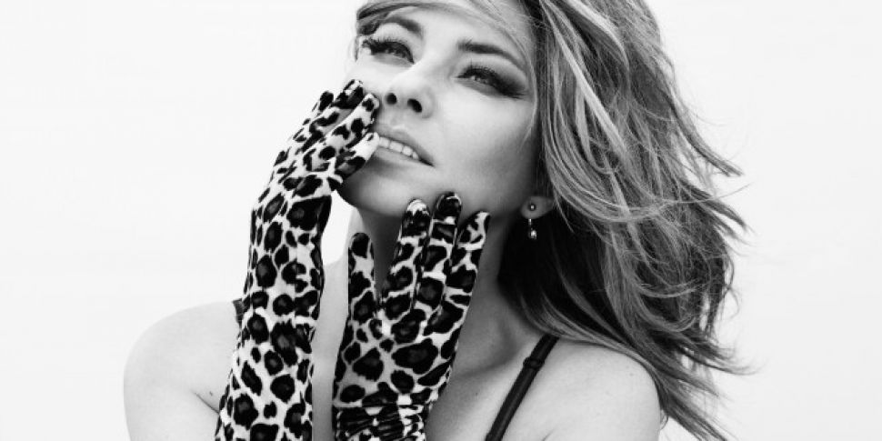Shania Twain To Play In Ireland Next Year