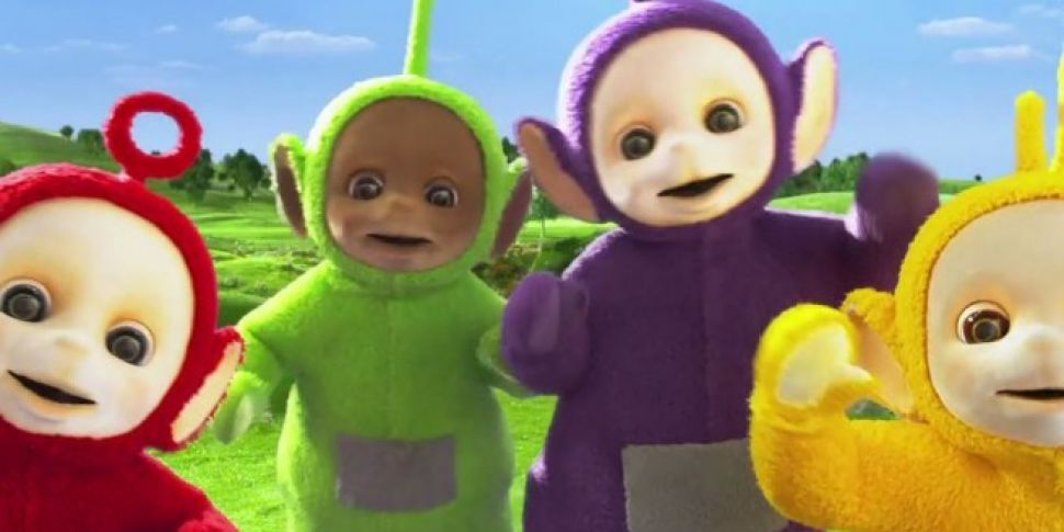 The Teletubbies Are Releasing A New Album
