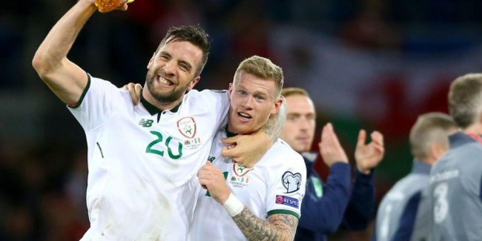 McClean Strike Gives Ireland Excellent Win Away To Wales