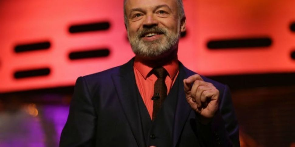 Game Of Thrones Fans Will Love This Week's Graham Norton Show