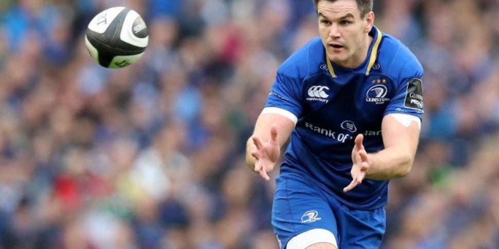 Sexton, Fardy Return To Leinster Team For Glasgow Clash