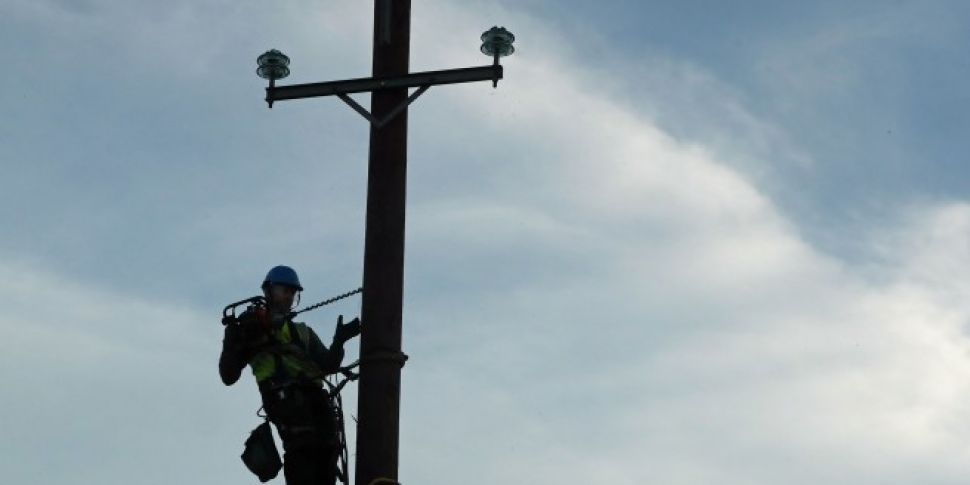Parts Of Dublin Are Still Without Power