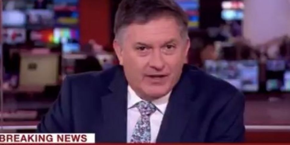People Are Loving This BBC Newsreader's Sarcastic Reaction To The Royal Baby News