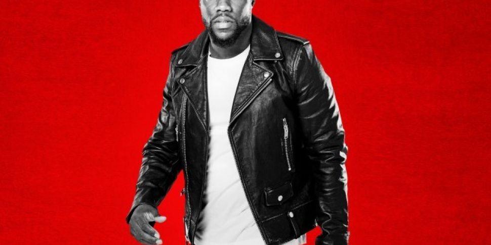 Kevin Hart Announces 3Arena Sh...
