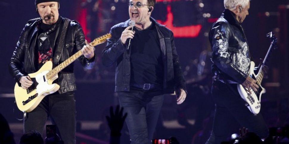 U2 Add Two Additional Dublin Dates In 2018