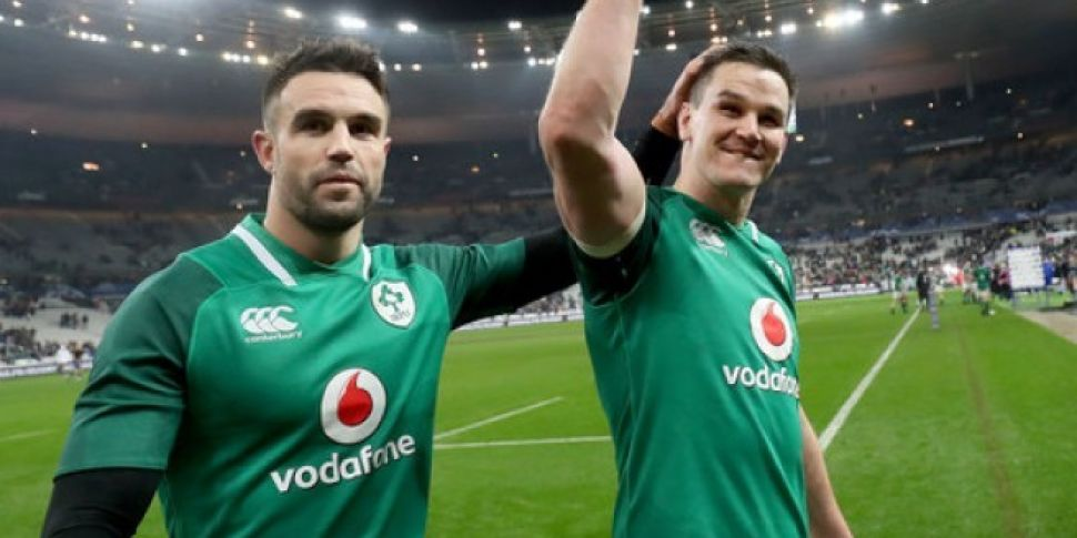 Ireland Team To Face Italy In Six Nations Announced
