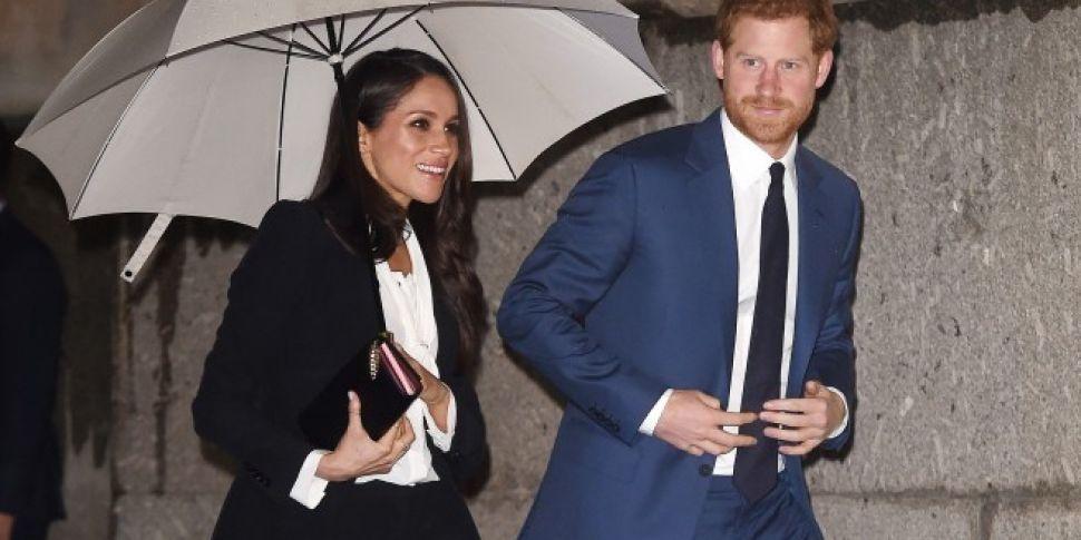 The Prince Harry And Meghan Ma...