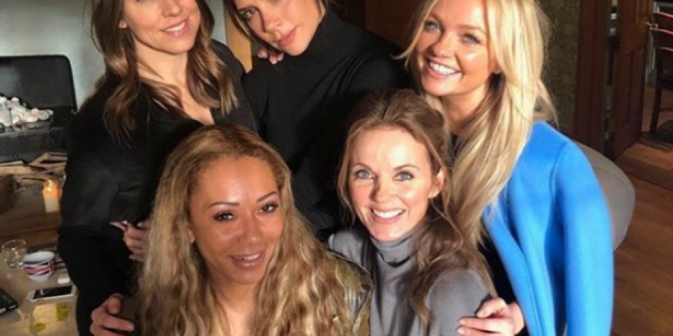 Spice Girls Reportedly Discuss...