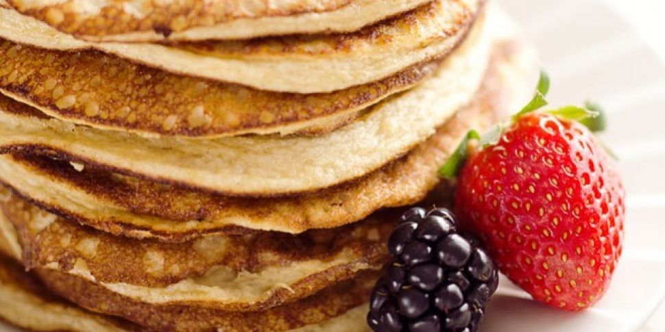 The Best Protein Pancake Recip...