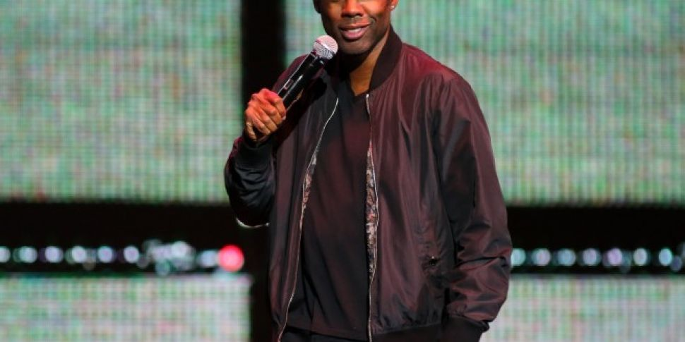 Chris Rock's Brand New Comedy Is Now On Netflix
