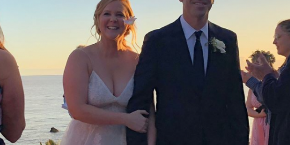 Amy Schumer And Chris Fischer Have Tied The Knot