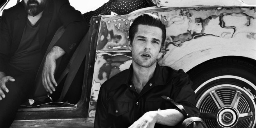 The Killers Are Playing The RDS In June
