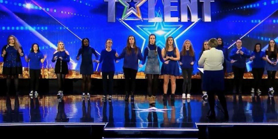 Deaf Choir Set To Wow Ireland's Got Talent Tonight