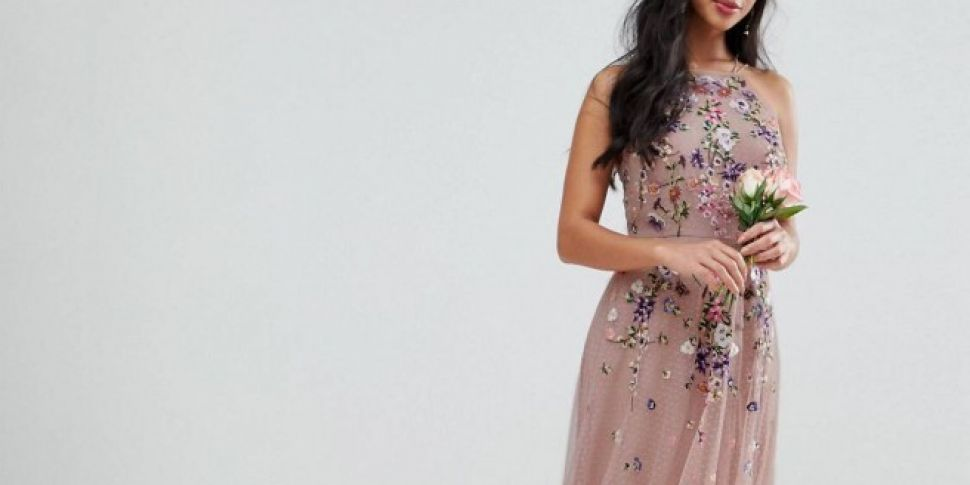 Floral Dresses To Get You Ready For Spring Events