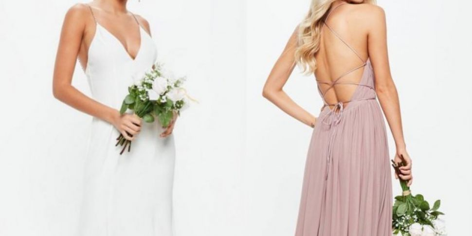 Missguided Have Just Launched A Gorgeous Bridal Collection