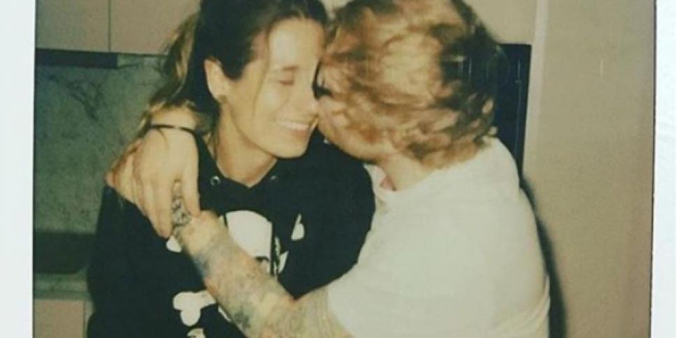 Seems Like Ed Sheeran And Cherry Seaborn Have Had A Secret Wedding