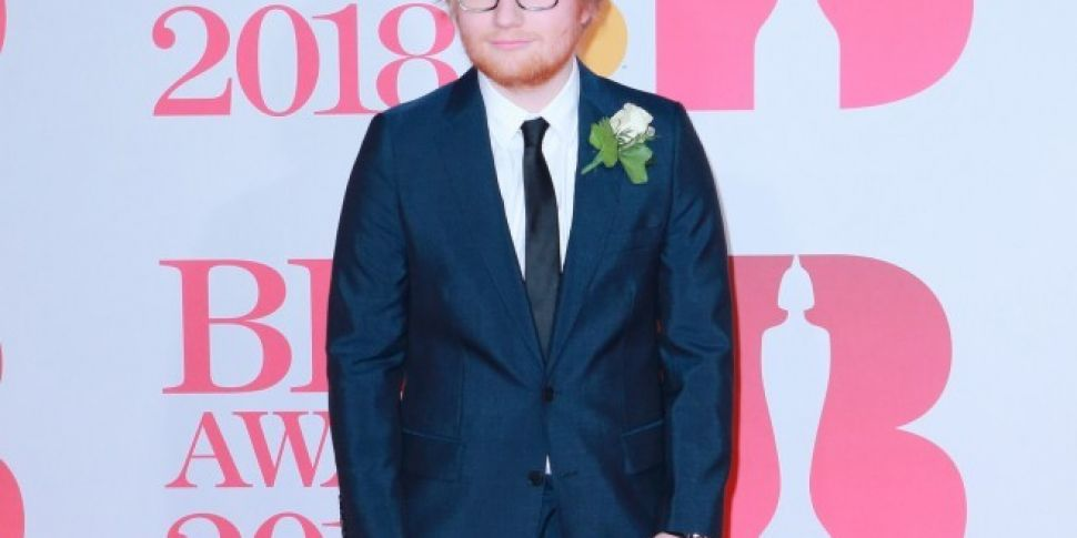 Ed Sheeran Explains The Ring On His Left Hand