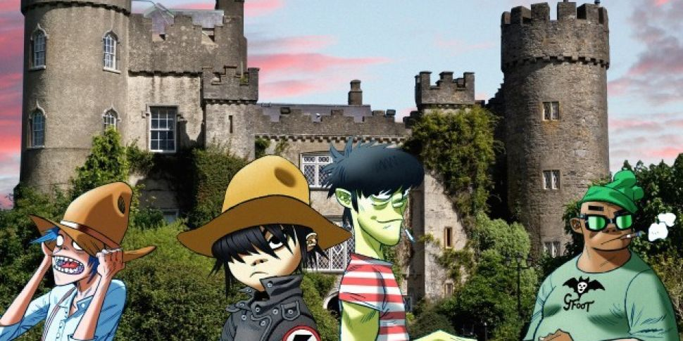 De La Soul To Support Gorillaz In Malahide Castle