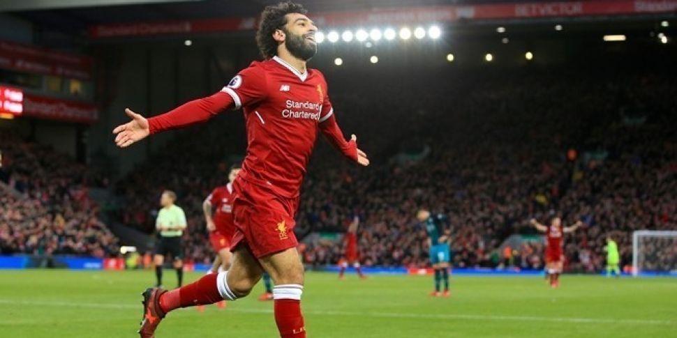 Mo Salah Signs New 'Long-Term' Contract At Liverpool