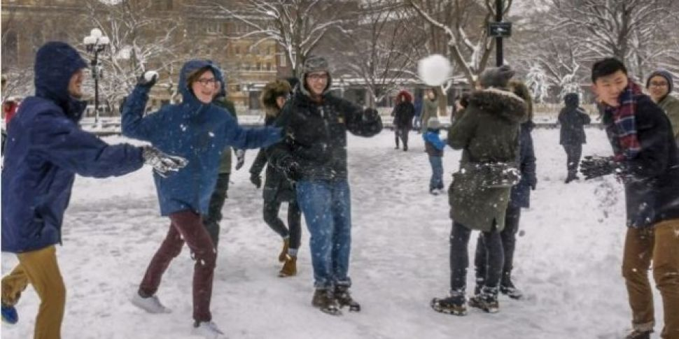 Snowball Fight Proposed On Facebook Between North And Southside