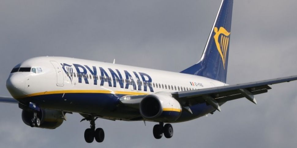 Ryanair Cancel All Flights In & Out Of Dublin Airport