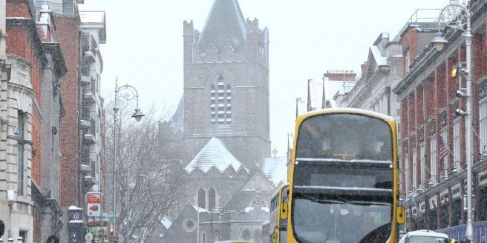 Monday Public Transport Update