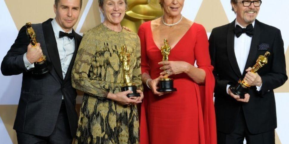 Frances McDormand's Oscar Was Stolen Last Night