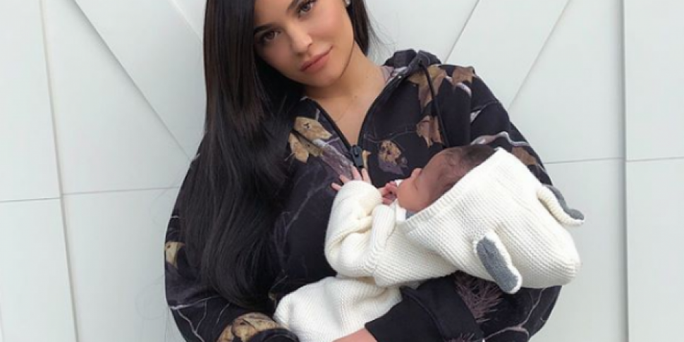 Kylie Jenner Shares A Look At Stormi's Nursery