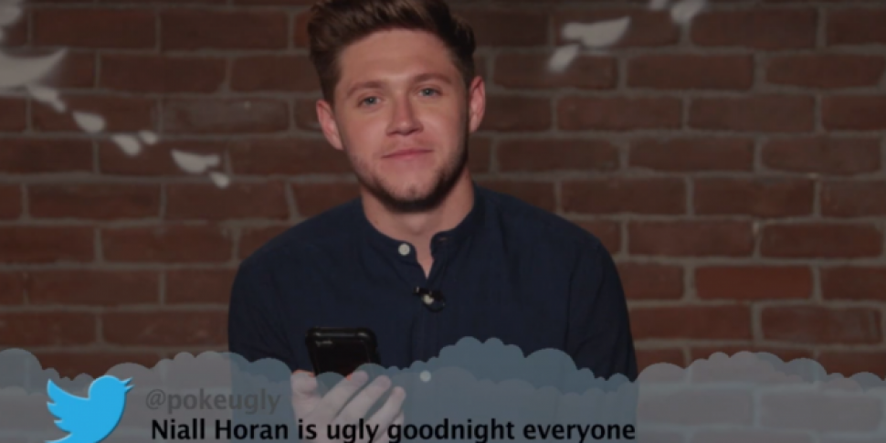 Celebs Read Mean Tweets - Music Edition