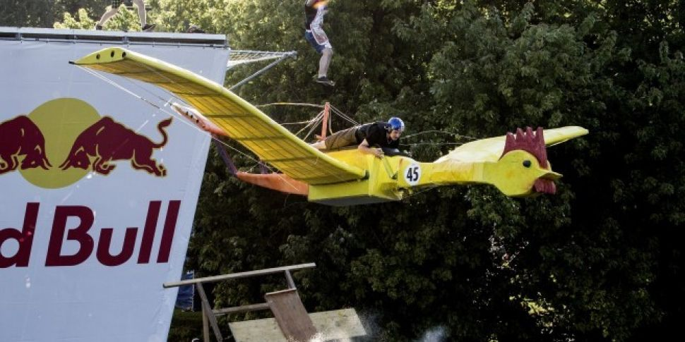Red Bull Flugtag Is Returning To Dublin