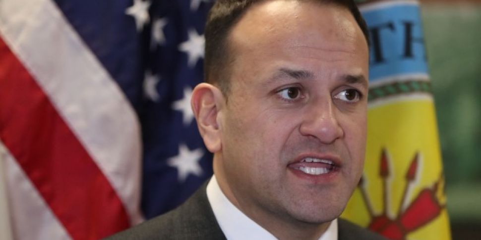 Taoiseach Prepares For Meeting With Donald Trump