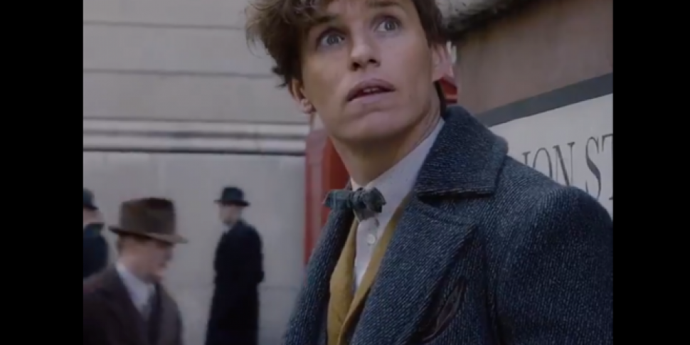 The First Trailer For Fantastic Beasts 2 Is Here