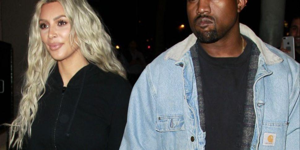 Kim Kardashian Reveals A Fourt...