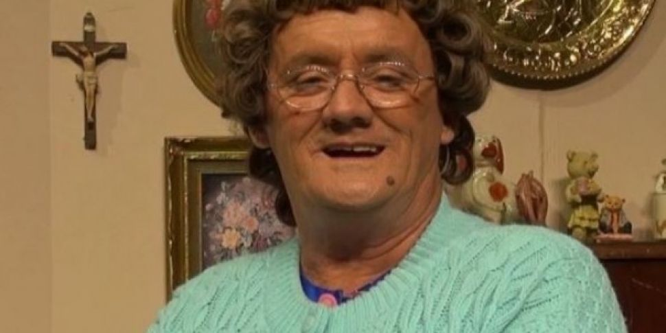 New Rory Revealed In Mrs Brown's Boys Christmas Special