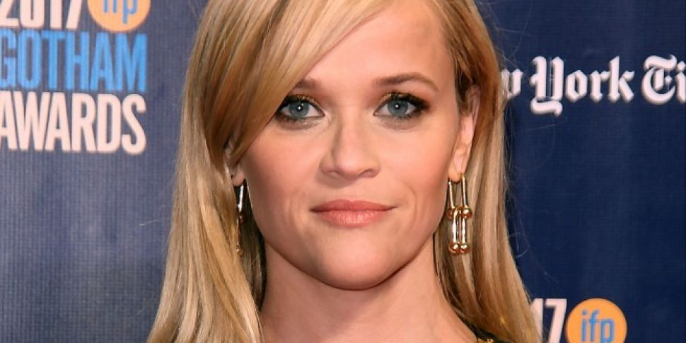 Reese Witherspoon Opens Up Abo...