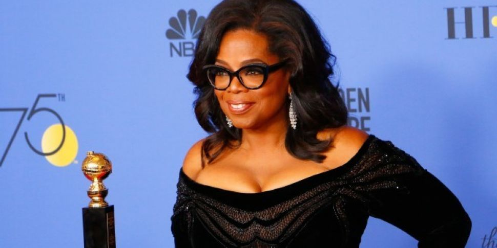 The Internet Wants Oprah To Run For US President In 2020